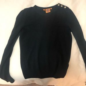 Tory Burch Sweater wool cashmere blend Small